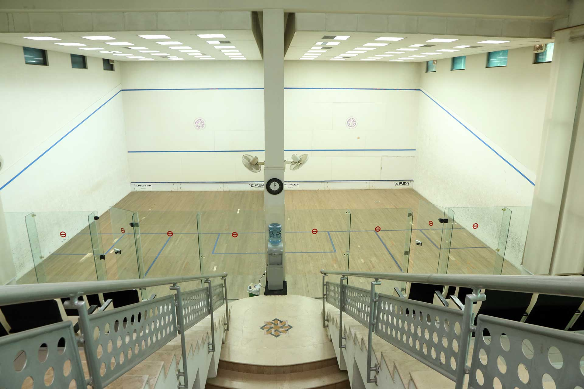 Safari Club Squash Court