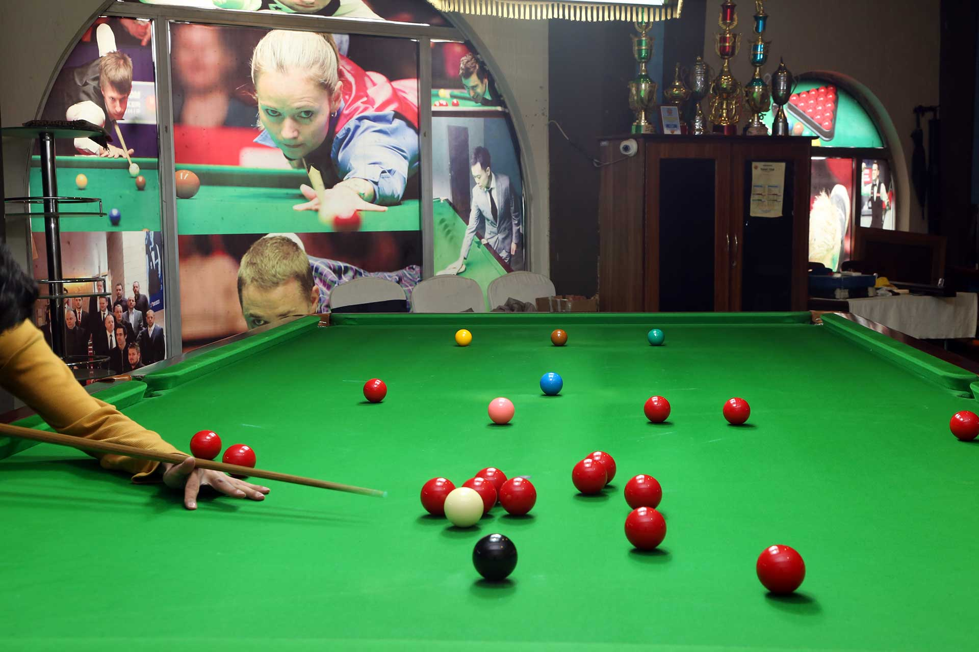Safari Club Snooker