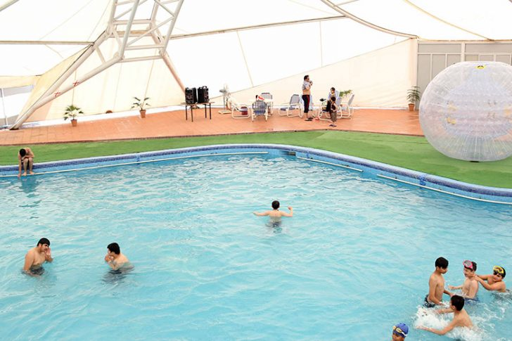 Safari club rawalpindi a project of bahria town - Swimming pool in bahria town lahore ...