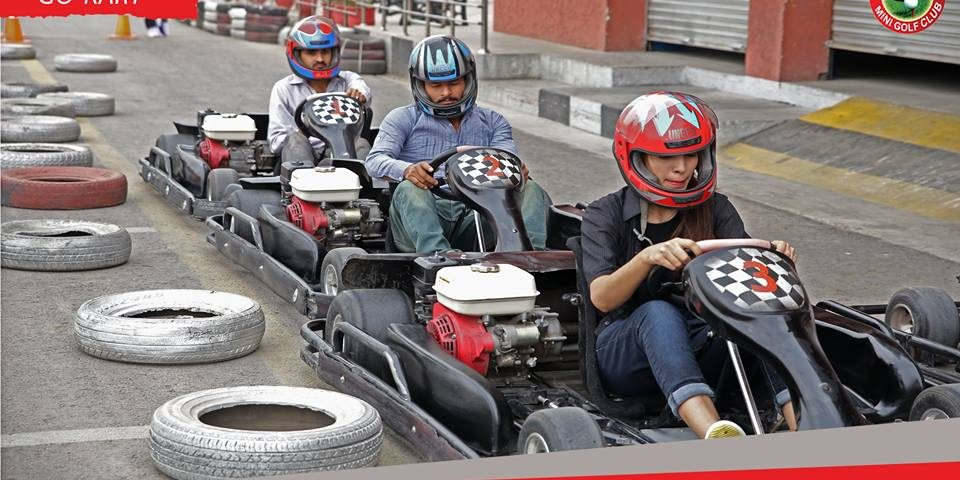 The Best Go Kart Place for Fun in Manassas
